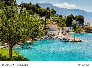#Klima und beste Reisezeit Kroatien#