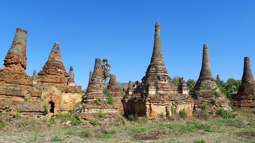 #Klima und beste Reisezeit Myanmar#
