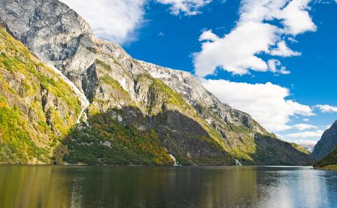 #Klima und beste Reisezeit Norwegen#