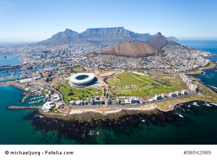 Klima und beste Reisezeit Südafrika