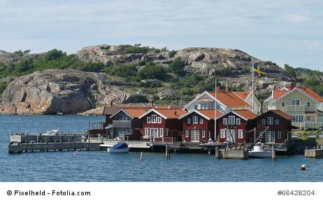 #Klima und beste Reisezeit Schweden#