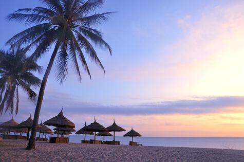 #Klima und beste Reisezeit Vietnam#