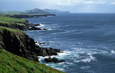 #Klima und beste Reisezeit Irland#