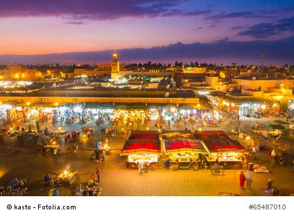 #Klima und beste Reisezeit Marokko#