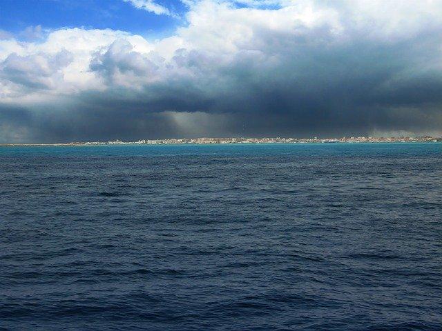 Hurghada im Januar